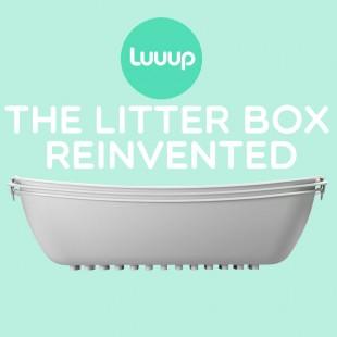LUUUP   Mačje stranišče, ki se enostavno čisti