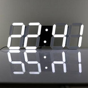 LED digitalna stenska ura
