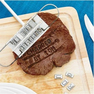 BBQ   Dodajte peki na žaru svoj pečat
