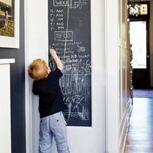 Stenska nalepka - Piši briši tabla - za ustvarjalne urice v vašem domu.